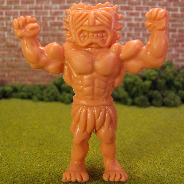 Terrible Tiki M.U.S.C.L.E. Figures