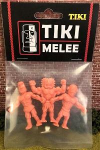 Tiki Melee T.I.K.I. Figures