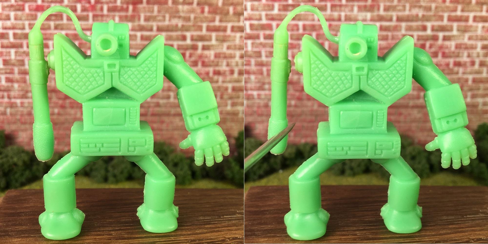 Green MUSCLE Figure 168