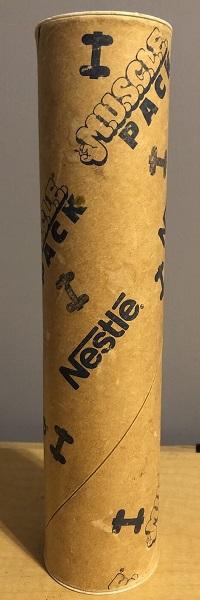 Nestle Quik MUSCLE Tube