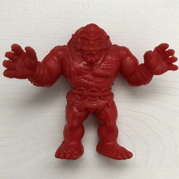 Red #139 Figure MUSCLE